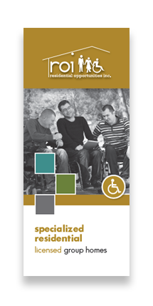 Specialized Residential Brochure Cover