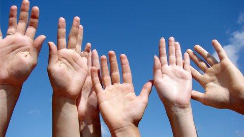 A link to Volunteer Opportunities